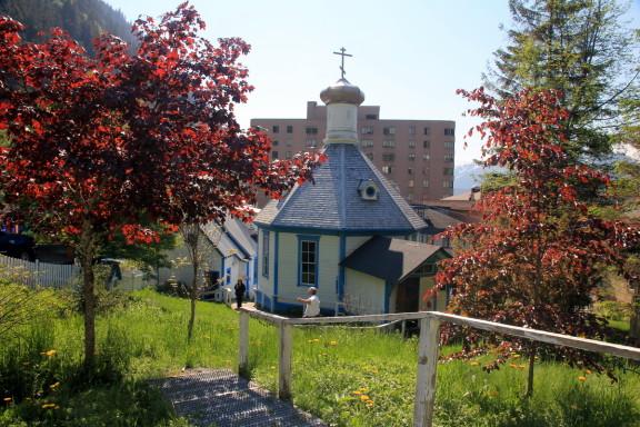 St. Nicholas Russian Orthodox Church established in 1894