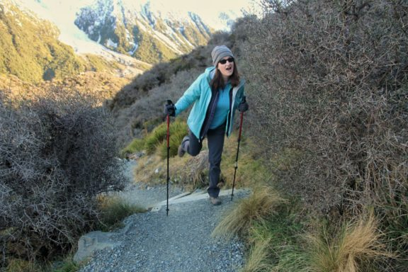 """Some steps"" in New Zealand trail guides leaves room for interpretation"