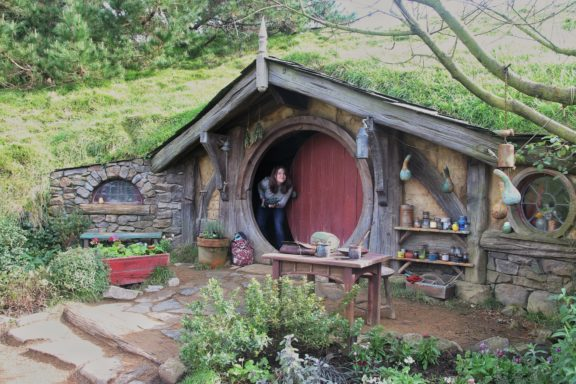Get off my Hobbit lawn!