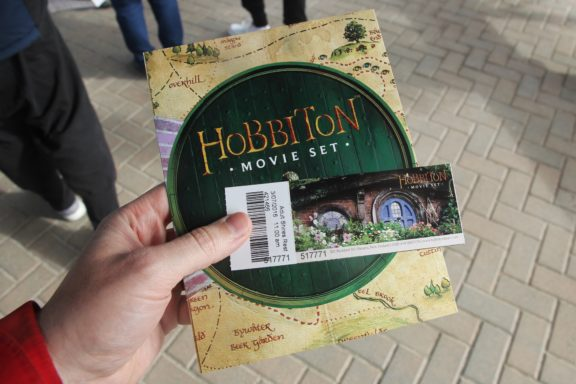 Today, the Hobbiton tours are more official