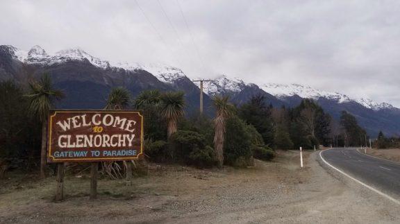 Bienvinedo a Glenorchy!