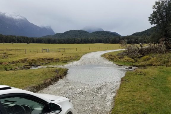 Wizard's Vale River Crossing: July 12, 2016