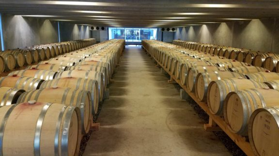 1000 barrels of wine on the wall...